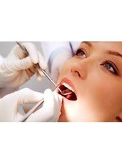 Routine Dental Examination - Luxadent Dental Office - Johan Willemsens