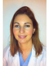 Dr Stéphanie Haas -  at Centre de Chirurgie Tête et Cou - Jodoigne