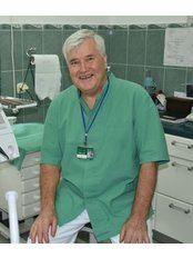 Halid Sulejmanagic - Oral Surgeon at Dental Clinic Sulejmanagic