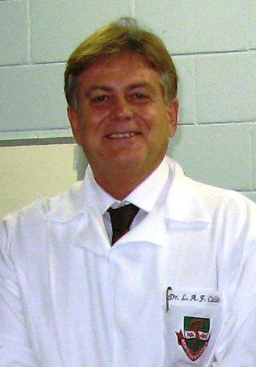 Dr. Luiz Alberto Ferraz de Caldas