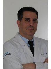 Dr Daniel Gorga - Chief Executive at Clinica Gorga