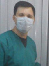 Dr. Dobromir Ivanov - street Voinishka 14, Bourgas,  0