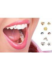 Tooth Jewellery - Dental Clinic Sofia Crown