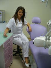Dr Natalia Ivanova - Orthodontist at Dental Clinic Sofia Crown