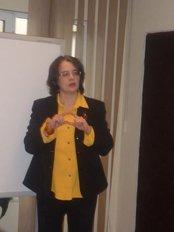 Mrs Irina Shopova - International Patient Coordinator at Doctor Cikalov Dental Clinic