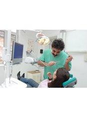 Dr Peter Cikalov - Principal Dentist at Doctor Cikalov Dental Clinic