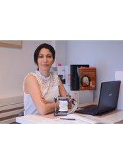 Dr Galya Mitova - Admin Team Leader at Galileodent