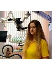 Dr Elisaveta Danailova - Dentist at Galileodent
