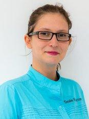 Victoria Paunova -  at Smile Factory Dental Clinic