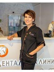 Dr  Rousseva - Orthodontist at Dental Clinic BOTEV