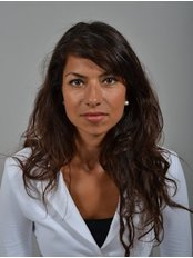 Dr Svetoslava Stavreva -  at Dental Clinic d-r Shaykova
