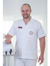 Dr Ivan Peev - Oral Surgeon at Dentaprime Dental Clinic