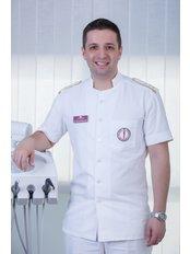 Dr Dimo Daskalov - Dentist at Dentaprime Dental Clinic