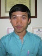 Dr Mak Makara - Dentist at American Dental Clinic
