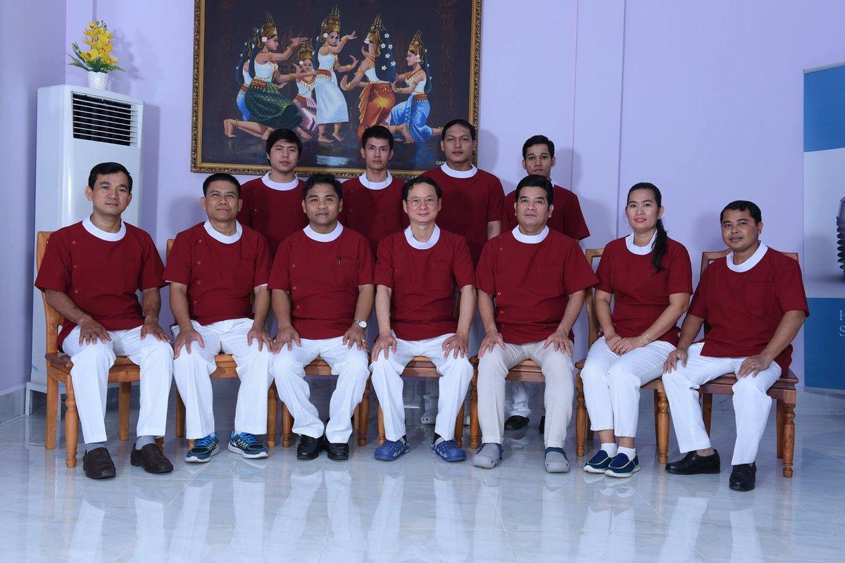Apsara Dental Clinic - St. Kramoun Sar