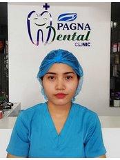 Mrs Sreykuoch Noun - Dental Nurse at Pagna Dental Clinic
