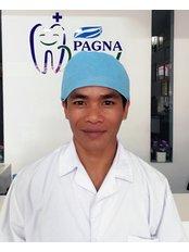 Mr Nai Khuon - Dental Nurse at Pagna Dental Clinic