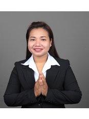 Ms Khut  Sokhim -  at Pka Chhouk Dental Clinic