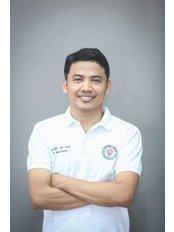 Dr Phyrum Mok - Principal Dentist at Pka Chhouk Dental Clinic