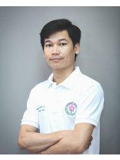 Dr Meng Leaph - Dentist at Pka Chhouk Dental Clinic