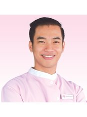 Dr Samith Chanvuthy - Dentist at Roomchang Dental & Aesthetic Hospital - Rose Condo Branch
