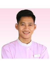 Dr Say Sochea - Dentist at Roomchang Dental & Aesthetic Hospital - Rose Condo Branch