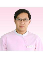 Dr Tak Niseth - Dentist at Roomchang Dental & Aesthetic Hospital