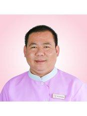 Dr Hy Bunhay - Dentist at Roomchang Dental & Aesthetic Hospital