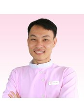Dr Thim Thearum - Dentist at Roomchang Dental & Aesthetic Hospital