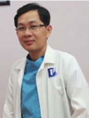 Dr Kong Kaing - Dentist at Sokchea Dental Clinic - Phnom Penh