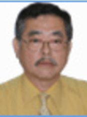 Prof Takashi Miyata -  at Sokchea Dental Clinic