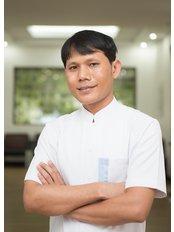 Dr My Khot - Dentist at International Dental Clinic Siem Reap