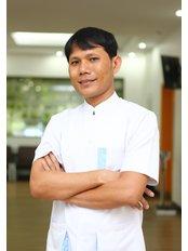 Dr Khot My - Dentist at International Dental Clinic Siem Reap