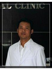 Dr Vuthy Thann - Dentist at International Dental Clinic Siem Reap