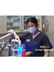 Ms Kathy - Dental Auxiliary at Saba Road Dental Centre