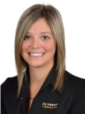 Guylaine Leger - Receptionist at Dr. Martin Braces - Sussex