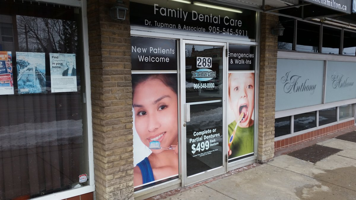 Saberton Denture & Implant - East Hamilton