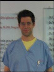 Dr Bernard Mayantz - Dentist at Queen Elizabeth Oral Health Centre