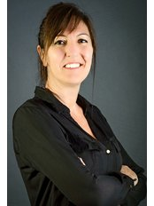 Miss Rachel Haddad - Receptionist at El Cedro Dental Clinic