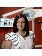 Dr Carolina Jamienson -  at Dent-Ofimall Especialidades Dentales - Coronado