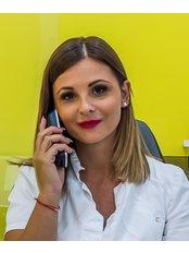 Mrs Ivana Ladislović - Dental Nurse at Ordinacija dentalne medicine Milenko Subotić