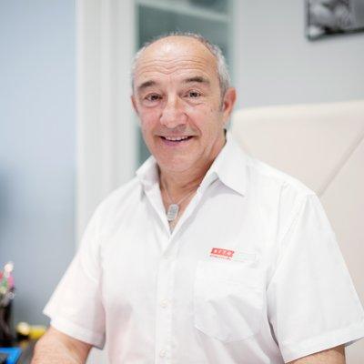 Dr Tiberio Zaverski