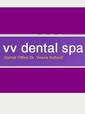 VV Dental Spa - Šime Ljubića 4, Rijeka, 51 000,