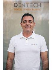 Dr Joško  Radović - Principal Dentist at Dentech