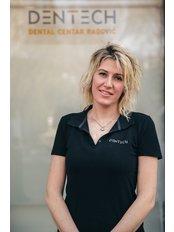 Mrs Sanja  Ivanišević - Dental Nurse at Dentech