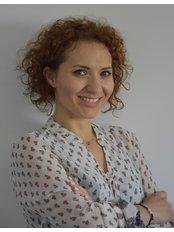 Mrs Marina Sandalić - Administrator at ZDC - Dental Clinic and Implantology Center