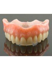 Dentures - Mr. Sci. Ivo Matkovic Dr. Med. Dent.