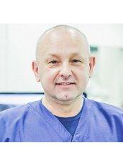 Prof Ivica Anic - Dentist at Poliklinika Šlaj-Anić