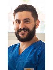 Dr Leonidou Alexandros - Dentist at Dr Leonidou Orthodontic Center