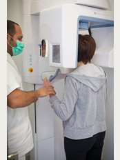 Stoma Dental clinic - panoramic x-ray